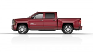 Malcolm Smith Presented with a New Chevy Silverado