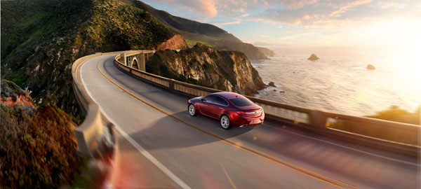 2015 Buick Regal Five-Star Safety Rating